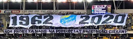 Oprawa UF'08 - Apator - Unia Tarnów