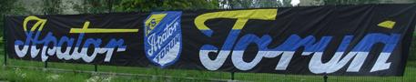 Flaga Apator Toruń