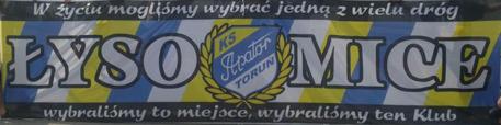 Flaga FC Łysomice