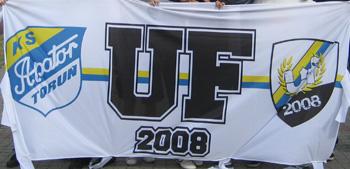 Flaga UF'08
