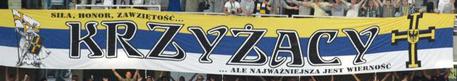Flaga Krzyżacy