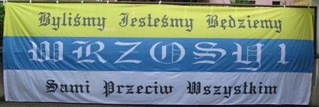 Flaga Wrzosów