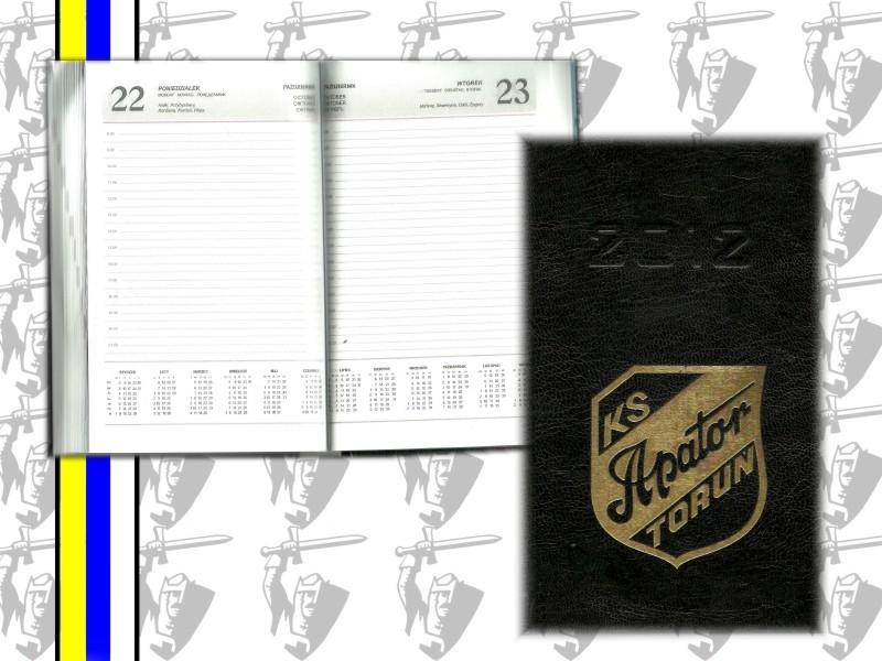 Kalendarz książkowy 2012
