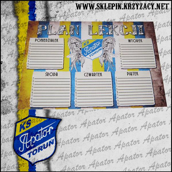 Opaski silikonowe - Klub Sportowy Apator Toruń